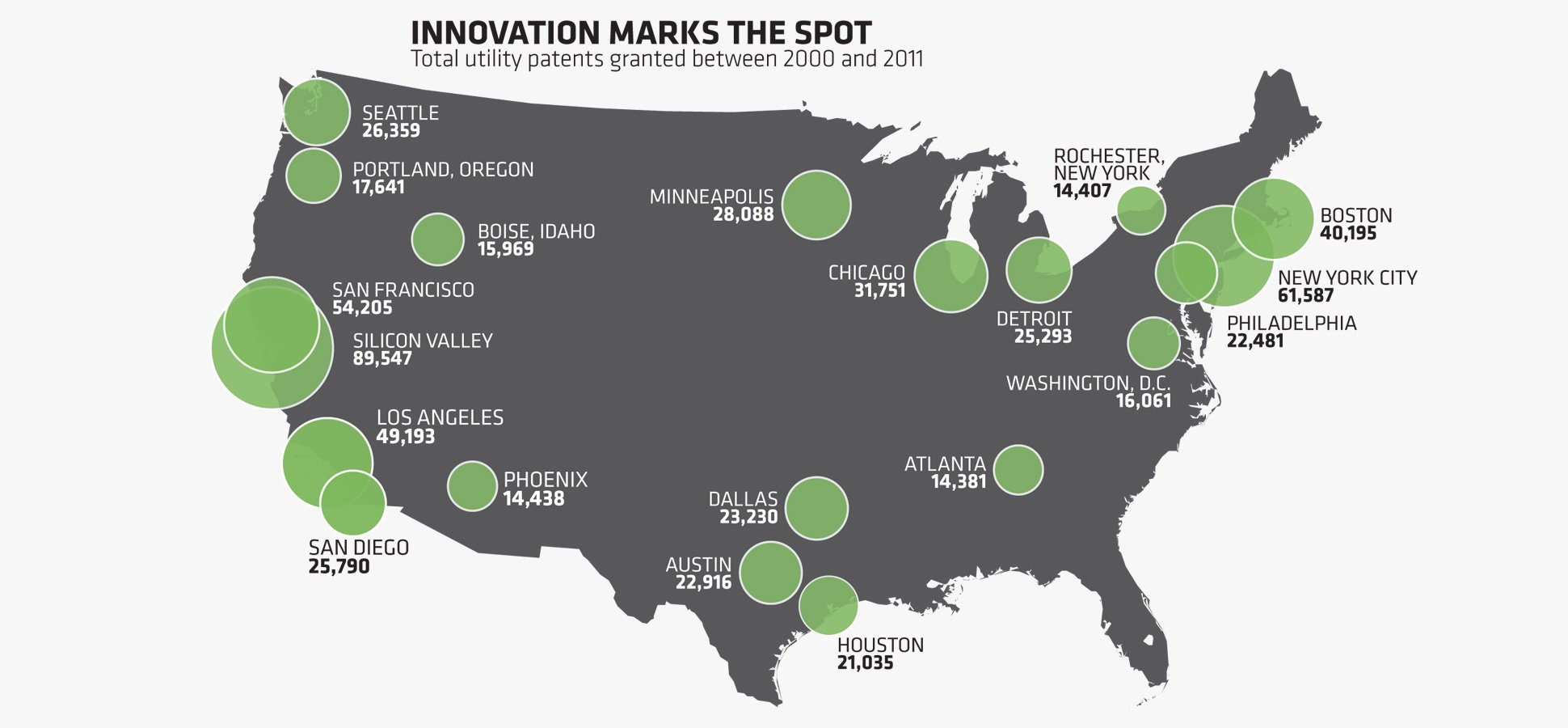 San Diego Why Americas Finest City Is Also Its Most Innovative - San diego on us map